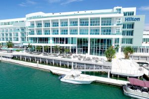 Bimini Hilton dive resort